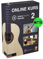 Gitarrenkurs 2 Box